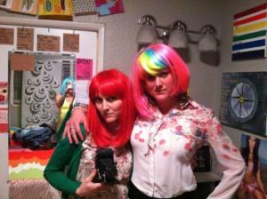 I h8 wigs.